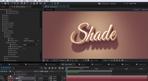 Element 3d v2 shadows