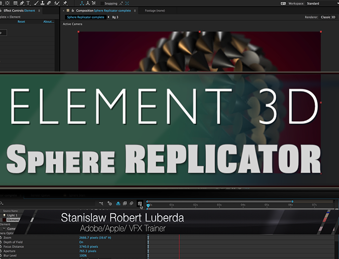 element 3d plugin after effects free download 25